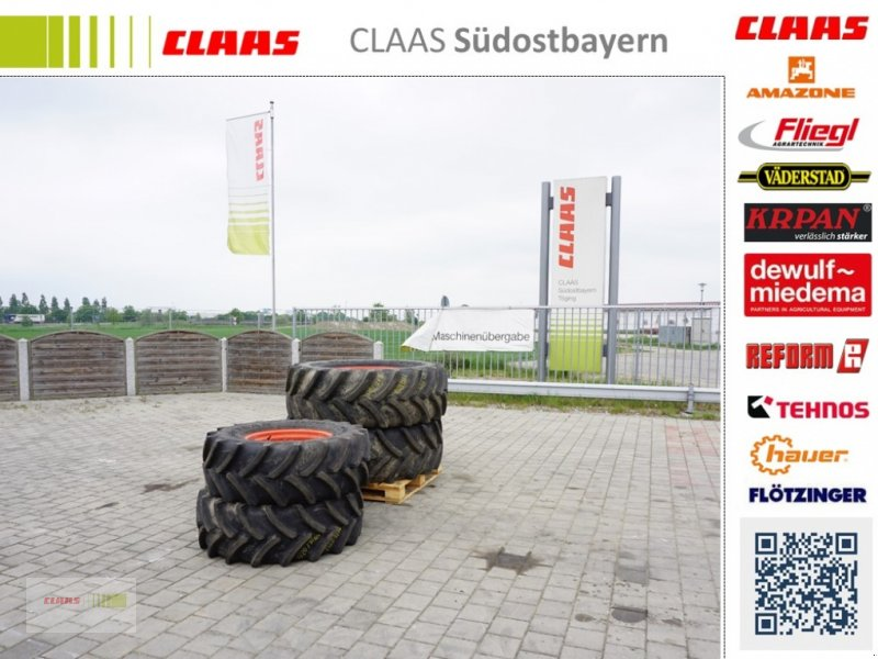 Bild Good Year 420/70 R24 + 520/70 R34
