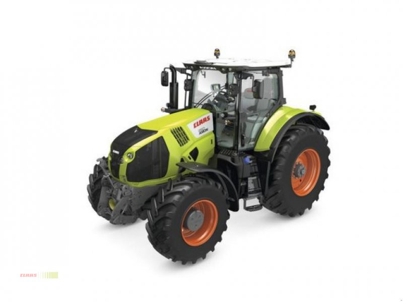Bild CLAAS Axion 870 C-MATIC