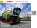 Feldhäcksler des Typs CLAAS JAGUAR 950 mit Orbis 750 in Töging am Inn