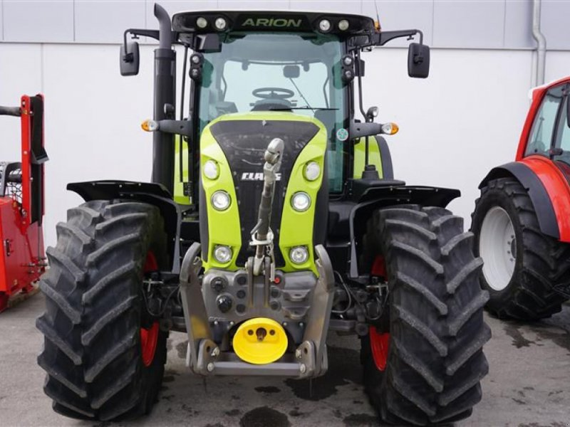 Bild CLAAS ARION 620 CMATIC_Allrad